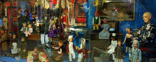 Wandermarionetten Kreismuseum