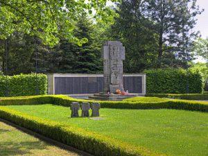 Kriegsgefangenenlager und Soldatenfriedhof