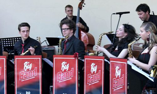 Kurkonzert Big Band news