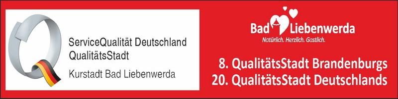 Bad Liebenwerda Banner
