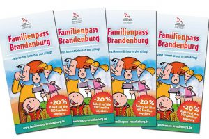 Familienpass Brandenburg