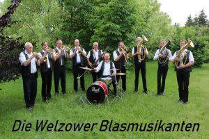 Welzower Blasmusikanten