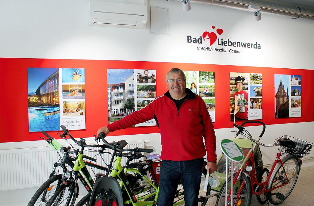 E-Bike und Fahrradverleih TI