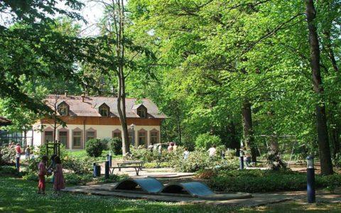 Minigolf im Kurpark Bad Liebenwerda