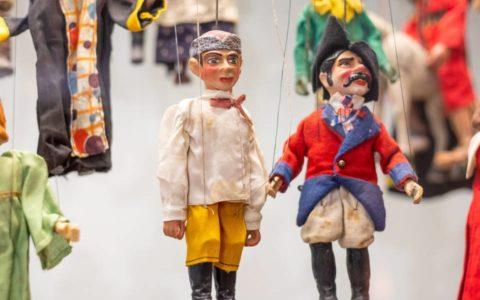 Mitteldeutsches Marionetten Theater Museumam am Lubwartturm
