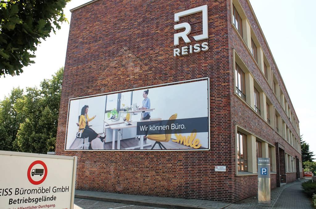 REISS Gebäude mit REISS-Museum