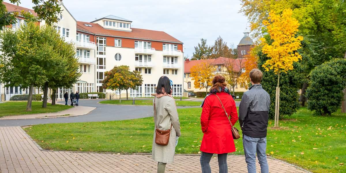 Kurkliniken in Bad Liebenwerda