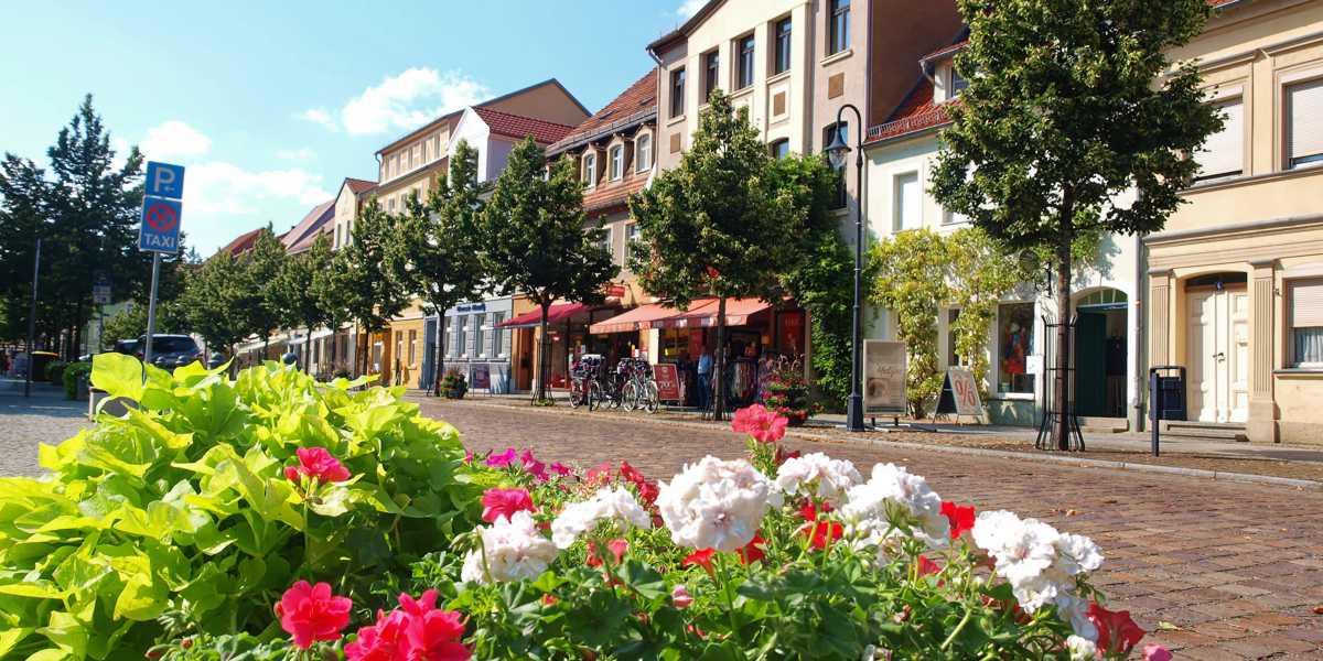 Markt, Breite-Straße