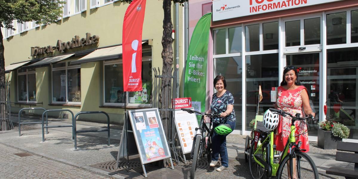 Tourist Info Aktuell
