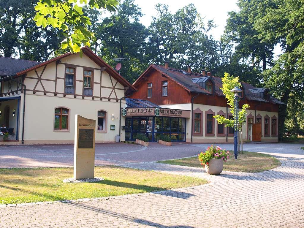 Stadtführung Villa Nuova im Kurpark