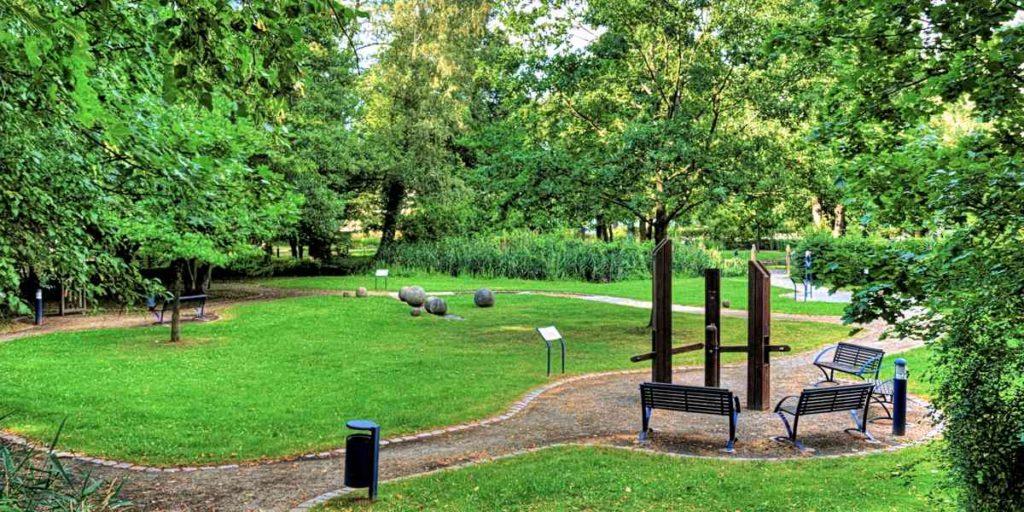Kurpark Garten der Sinne
