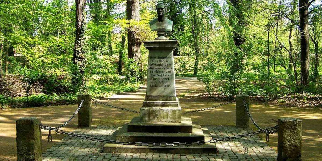 Kurpark König Friedrich Wilhelm III